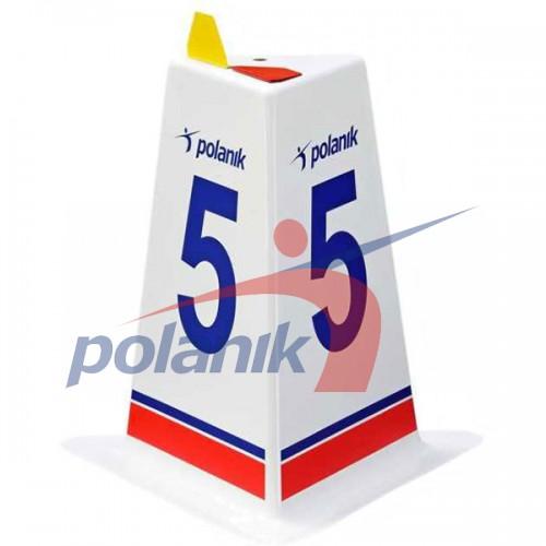 Указатели дорожек Polanik, код: LM-60/8