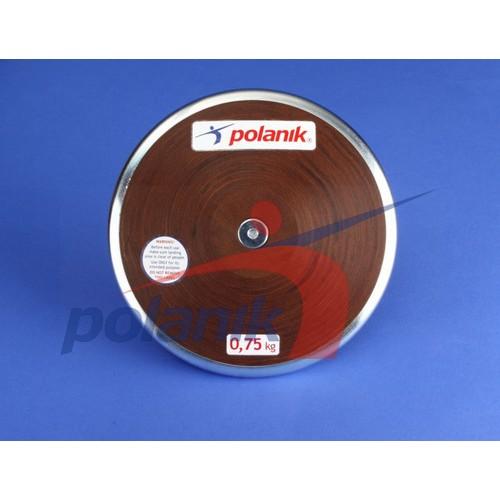 Диск Polanik (соревновательный) из твердой фанеры 0,750 кг, код: HPD11-0,75-R5