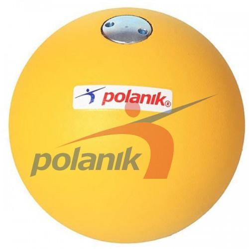 Ядро соревновательное Polanik Steel 3 кг, код: PK-3/95