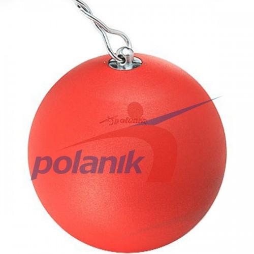 Молот тренировочный Polanik 4,7 кг, код: PM-4,7