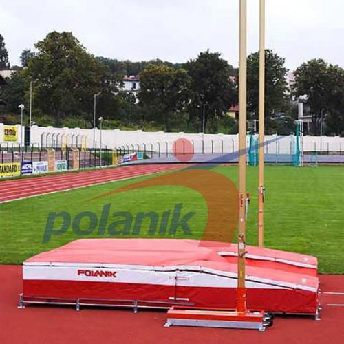 Стойки для прыжков с шестом Polanik (соревновательные), код: STT-65