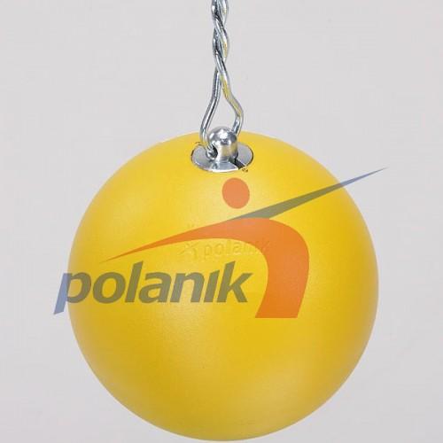 Молот соревновательный Polanik Steel 7,26 кг, код: PM-7,26/110