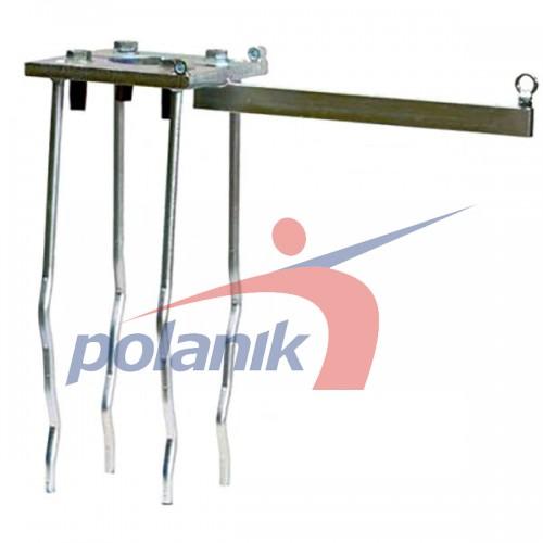 Комплект закладных креплений Polanik, код: K1-0237