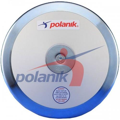 Диск тренировочный Polanik Adjustable 1000-1500 гр, код: DA100-S247