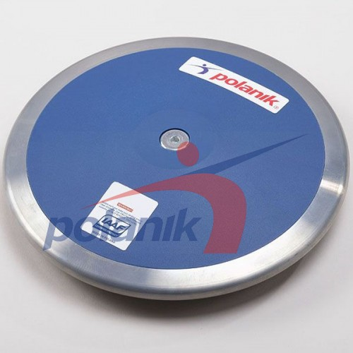 Диск соревновательный Polanik Plastic 1500 гр, код: CPD11-1,5