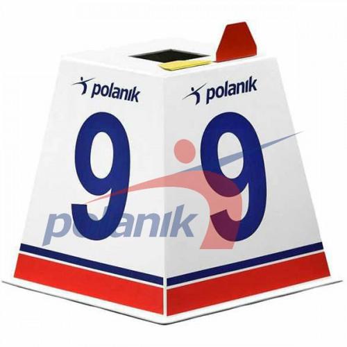 Указатели дорожек Polanik, код: LM-45/6