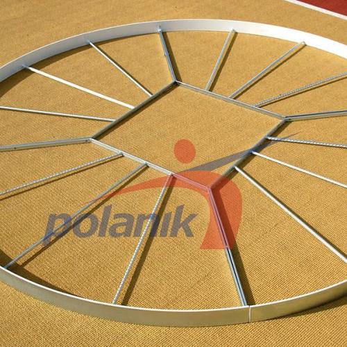 Круг для метания диска Polanik, код: DC-250