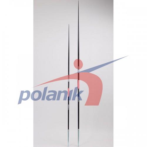 Копье соревновательное Polanik Full Carbon 600 гр, код: FC11-600