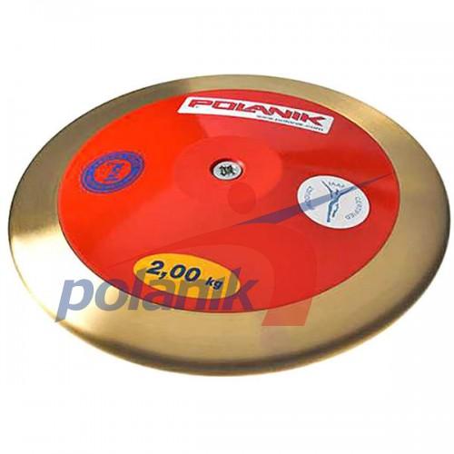 Диск Polanik (соревновательный, сертифицированный), код: CCD-2
