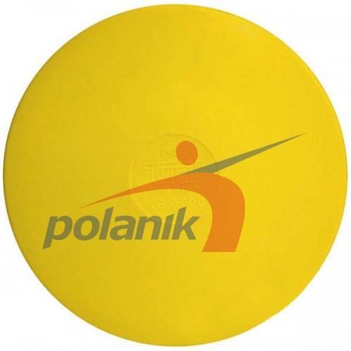 Диск тренировочный Polanik Super Soft 600 гр, код: DSK-0,6