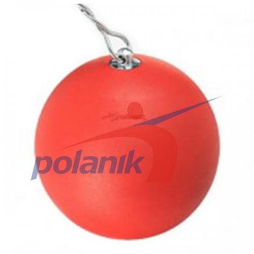 Молот тренировочный Polanik 4 кг, код: PM-4