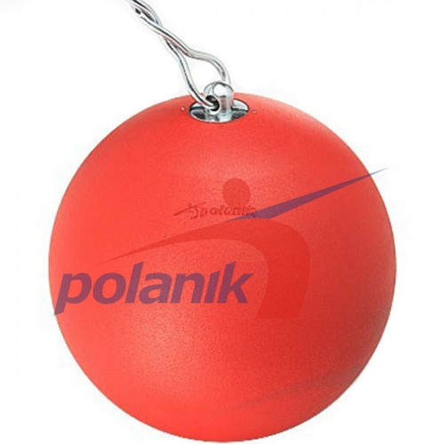 Молот тренировочный Polanik 4,75 кг, код: PM-4,75