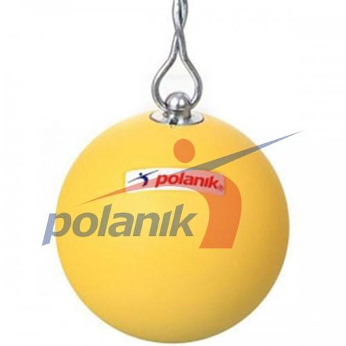 Молот соревновательный Polanik Steel 4 кг, код: PM-4/95