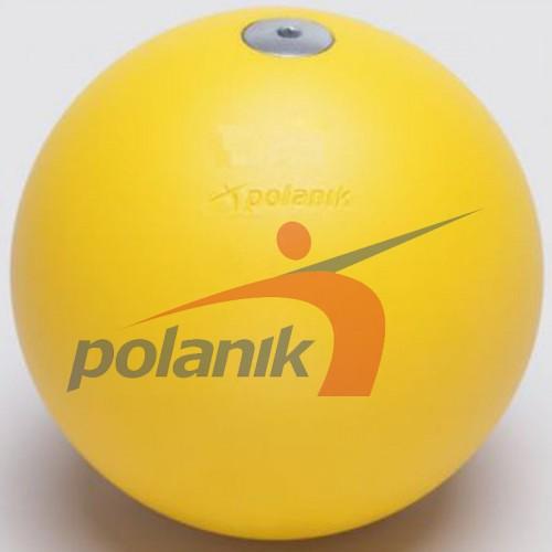 Ядро соревновательное Polanik Steel 7,26 кг, код: PK-7,26/130