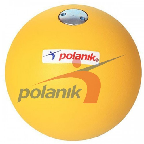 Ядро соревновательное Polanik Steel 6 кг, код: PK-6/110