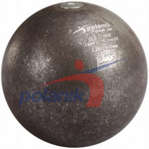 Ядро соревновательное Polanik Tomasz Majewski 7,26 кг, код: MS17-7,26/130