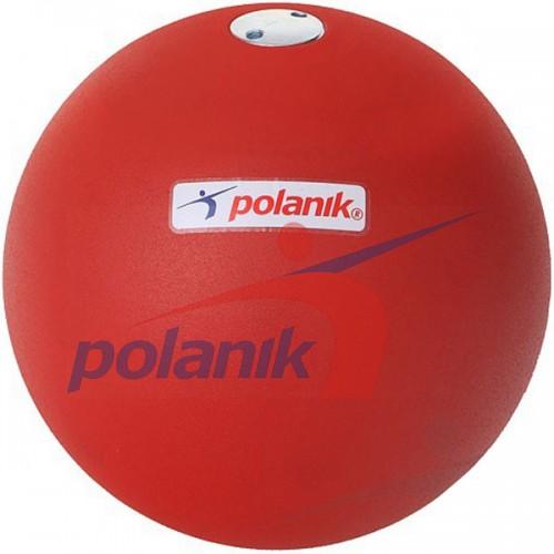 Ядро тренировочное Polanik 3,18 кг, код: PK-3,18/108