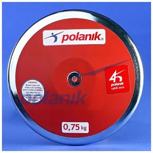 Диск Polanik (тренировочный), код: TPD-0.75