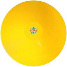 Диск тренировочный Polanik Super Soft 300 гр, код: DSK-0,3