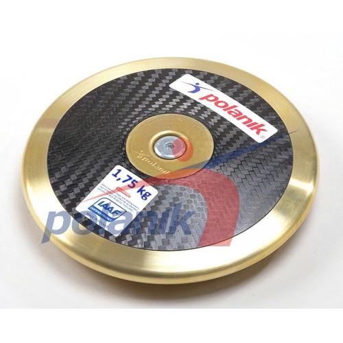 Диск Polanik Carbon Premium Line Diskus с центральной пластиной, код: CCD17-1,75
