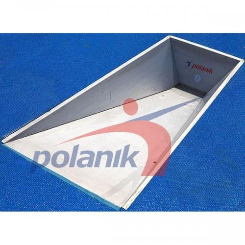 Короб сектора прыжков с шестом Polanik, код: PVBOX-S