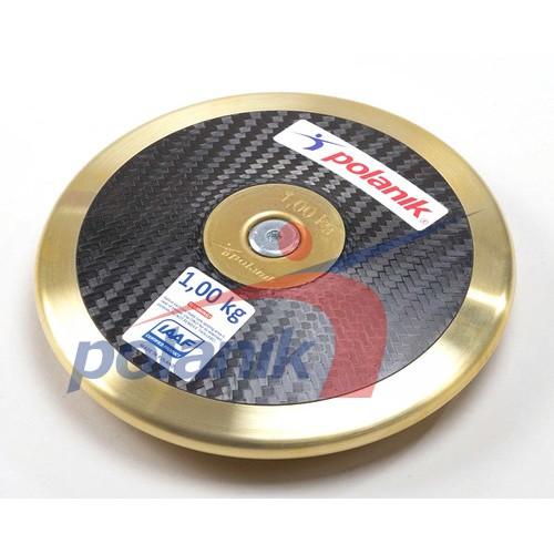Диск Polanik Carbon Premium Line с центральной пластиной, код: CCD17-1
